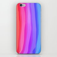 wave iPhone & iPod Skins featuring Wave by Baris erdem