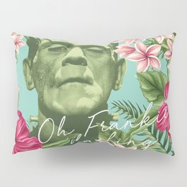 Oh Frankie darling - The Franktiki Pillow Sham