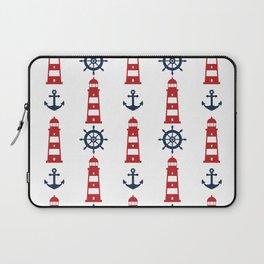 Fun Neck Gaiter Nautical Lighthouses Neck Gators Laptop Sleeve