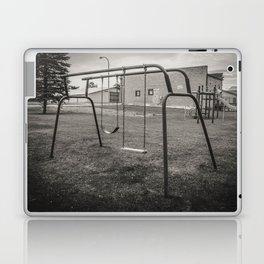Old Playground, Kathryn, North Dakota Laptop & iPad Skin