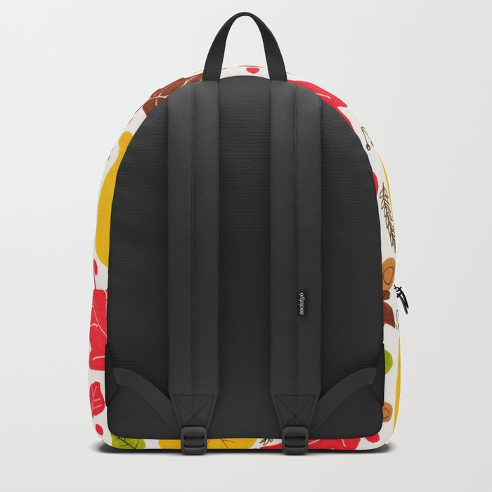 Autumn expressions II Backpack