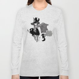 The Wizard of Cats Long Sleeve T-shirt