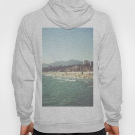 Santa Monica Beach View Hoody