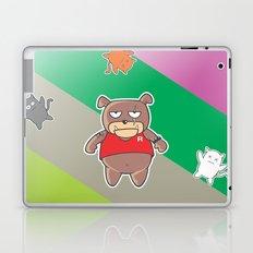 Hit The Cat.... Laptop & iPad Skin