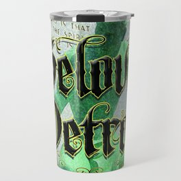 Beloved Detroit Spirit Travel Mug