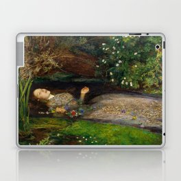 Ophelia, John Everett Millais Laptop & iPad Skin