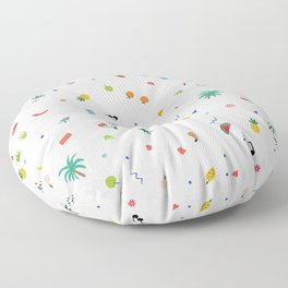 Feeling fruity Floor Pillow