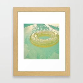 Inviting Framed Art Print