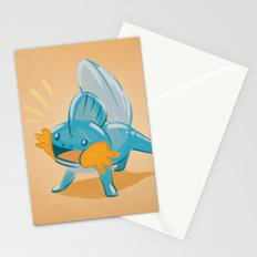 Mudkip Stationery Cards