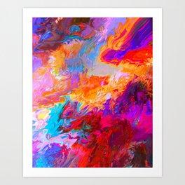 Zoja Art Print