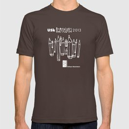 Urban Sketchers USk BCN 2013 T-shirt