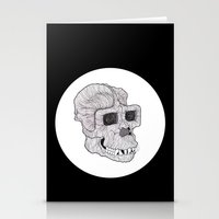 ape Stationery Cards featuring Ape by Camelo