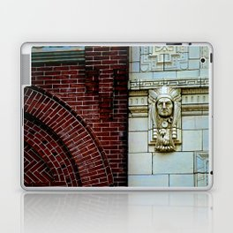 The Bricks & The Chief Laptop & iPad Skin
