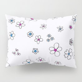 Pocket Full of Posies Pillow Sham