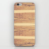 rustic iPhone & iPod Skins featuring Rustic. by Sobriquet Studio