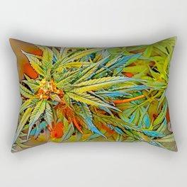 Bud Bling Rectangular Pillow