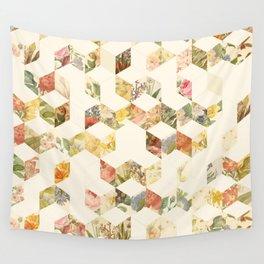 Keziah - Flowers Wall Tapestry
