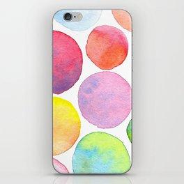 Blending Bubbles iPhone Skin