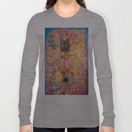 Pink Nightmare Long Sleeve T-shirt
