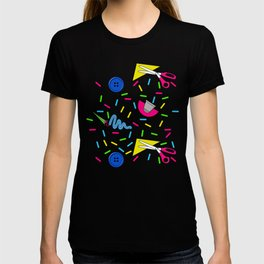 sew 80s T-shirt