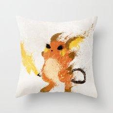 #026 Throw Pillow