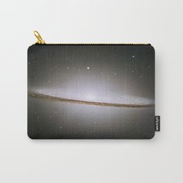 Sombrero Galaxy Hubble Telescope Image Carry-All Pouch