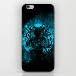 terror from the deep space iPhone Skin