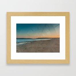 Sands Of Time Framed Art Print