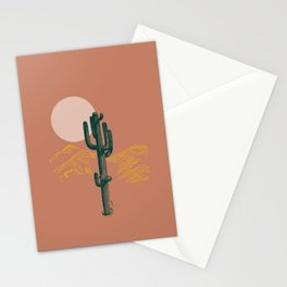 hace calor? Stationery Cards