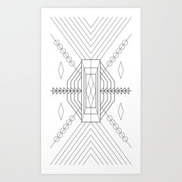 archART no.003 Art Print