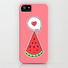 Watermelon 2 iPhone (5, 5s) Slim Case