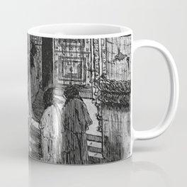 Porch of the Casa do Capitulo Coffee Mug