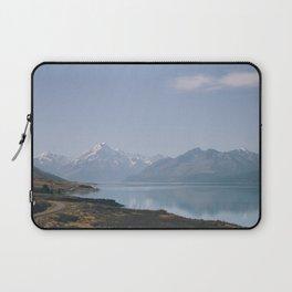 alpine lake Laptop Sleeve