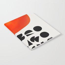 Solar Symbol Notebook