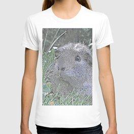 Animal ArtStudio 1519 Guinea Pig T-shirt