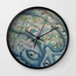 Abalone #1 Wall Clock