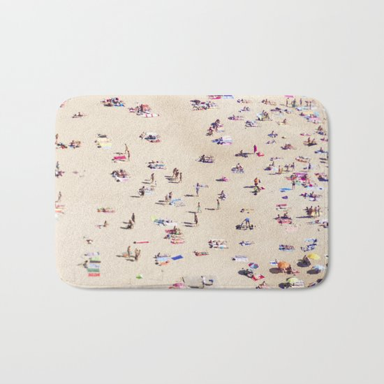 Beach Love VI Bath Mat