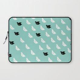 Flock of pigeons Laptop Sleeve