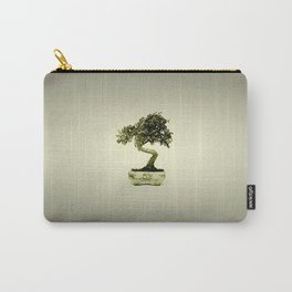 Lonely Bonsai Carry-All Pouch