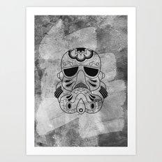 Storm Trooper #1 Art Print