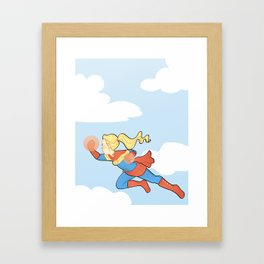 And Then There Was Everything Framed Art Print