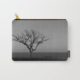 Lonely Tree by Lake Pontchartrain Carry-All Pouch