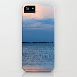 Changing Every Minute iPhone Case
