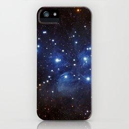 Pleiades iPhone Case