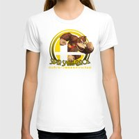 donkey kong T-shirts featuring Donkey Kong - Super Smash Bros. by Donkey Inferno