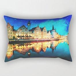 Ghent Rectangular Pillow