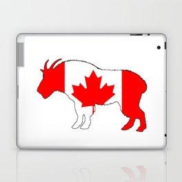 """Goat """"Canada"""" Laptop & iPad Skin"""