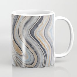Marbled Coffee Mug