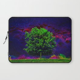 Warped Nature Laptop Sleeve