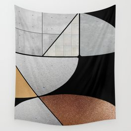 Golden Ratio Wall Tapestry